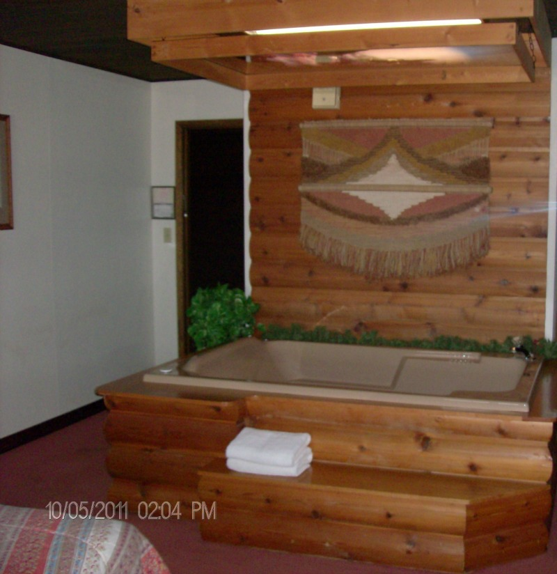 Native American Hot Tub